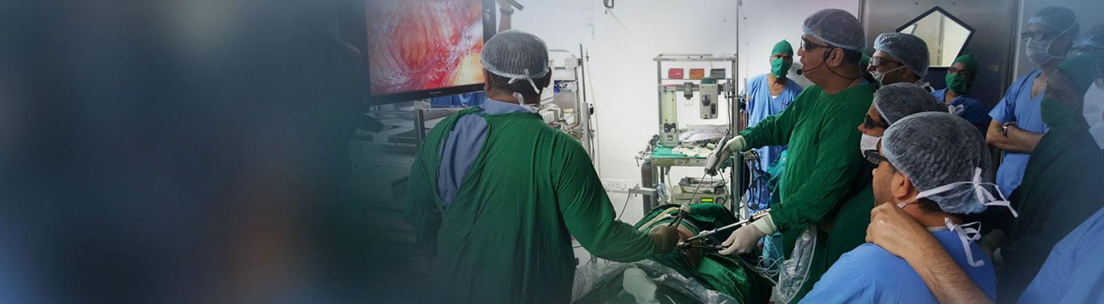 Laparoscopic Surgery Trainer in India