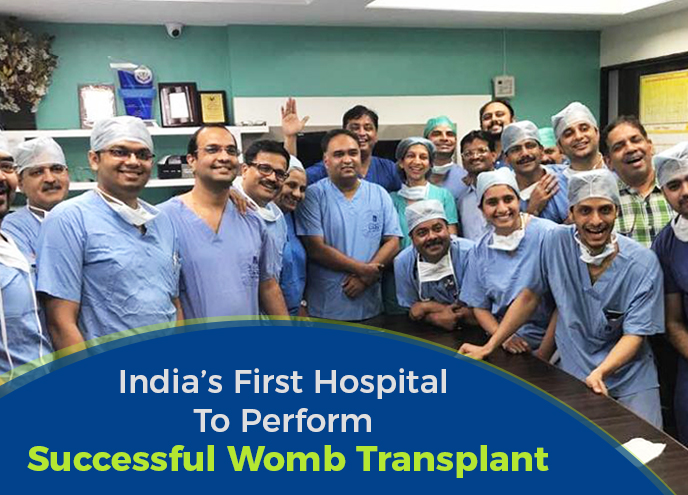 India's First Womb Transplant
