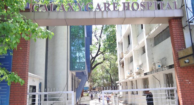 Galaxy Care Hospital Reception Center
