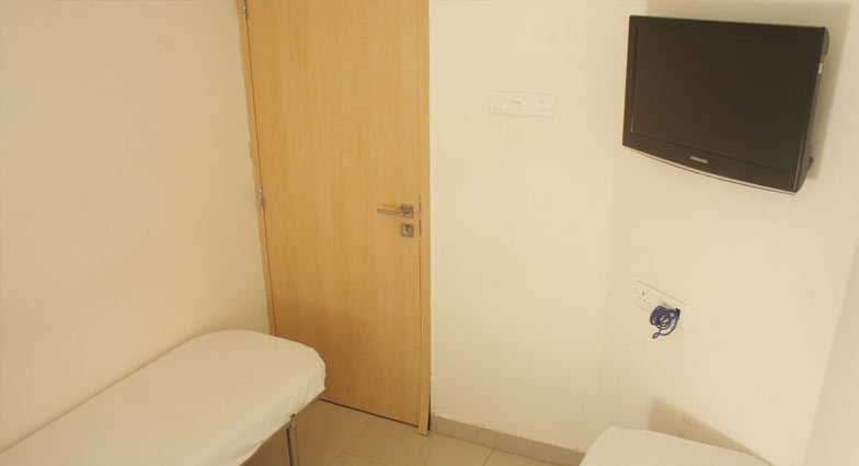 Galaxy Care Hospital Room