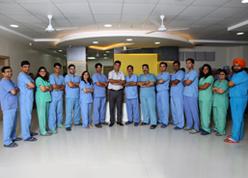 Galaxy Care Hospital Team
