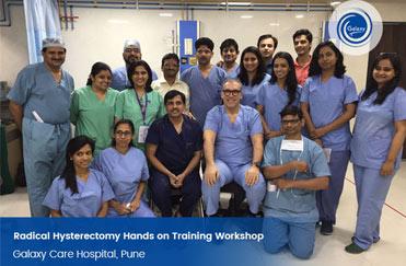Radical Hysterectomy Hands on Training Workshop